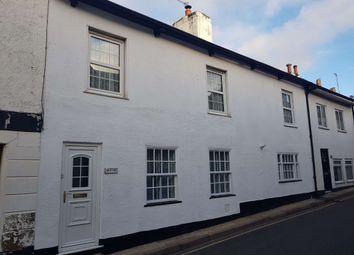 3 bed terraced house for sale in Lyme Street, Axminster, Devon EX13