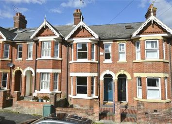 Thumbnail 4 bed terraced house for sale in Fairfield Road, Winchester, Hampshire