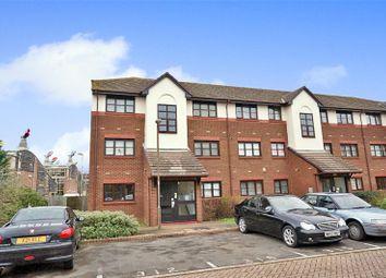 Thumbnail 1 bed flat to rent in Foxglove Way, Hackbridge