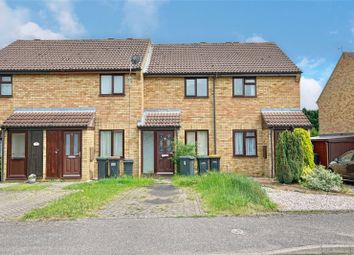 Thumbnail 2 bed terraced house for sale in Swallowfield, Wyboston, Bedford, Bedfordshire