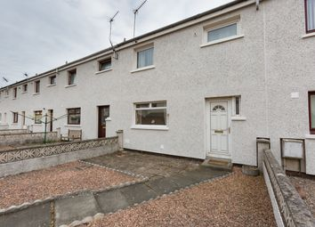 Thumbnail 3 bed terraced house for sale in Gannochy Crescent, Montrose