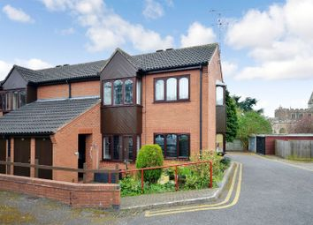 Thumbnail 2 bedroom flat for sale in Albion Court, Oadby, Leicester