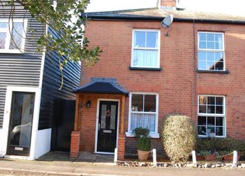 Thumbnail 2 bed semi-detached house for sale in Mimram Road, Welwyn