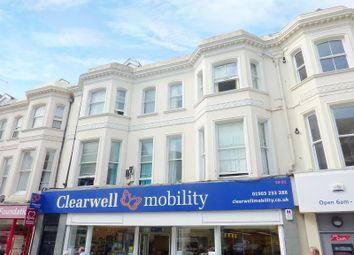Thumbnail 1 bedroom flat to rent in Lennox Mews, Chapel Road, Worthing