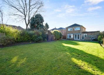 Thumbnail 4 bed detached house for sale in Somerville Road, Cobham, Surrey