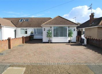 Thumbnail 2 bed semi-detached bungalow for sale in Barfield Park, Lancing, West Sussex