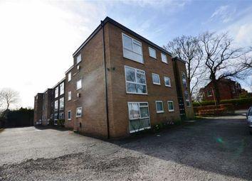 Thumbnail 2 bedroom flat to rent in Warwick Court, Heaton Moor, Stockport, Cheshire