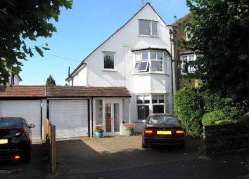 Thumbnail 5 bed semi-detached house for sale in Belmont Road, Bushey