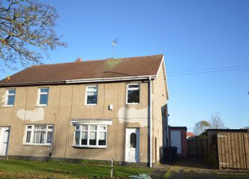 Thumbnail 3 bed semi-detached house for sale in Park Lane, Shiremoor, Newcastle Upon Tyne