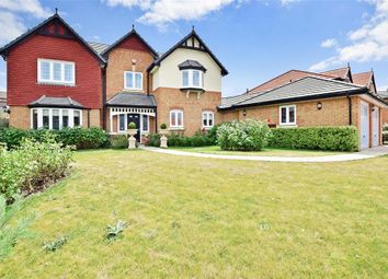 Thumbnail 5 bed detached house for sale in Carey Close, Eastchurch, Sheerness, Kent