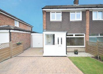 Thumbnail 3 bed semi-detached house for sale in Elmet Road, Barwick In Elmet, Leeds