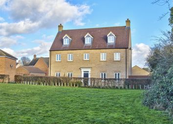 Thumbnail 6 bed detached house for sale in Jarwood Walk, Godmanchester, Huntingdon, Cambridgeshire