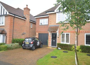 Thumbnail 4 bed semi-detached house to rent in Amber Close, Epsom