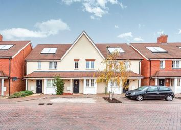 Thumbnail 3 bed terraced house for sale in Brookfield Drive, The Acres, Horley, Surrey