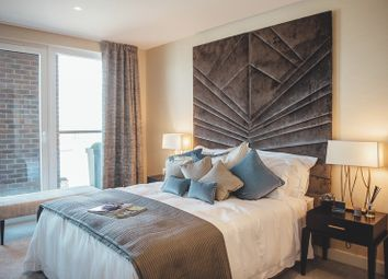 Thumbnail 3 bed flat for sale in Waterfront III, Royal Arsenal Riverside, Woolwich, London