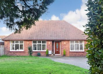 Thumbnail 3 bed detached bungalow for sale in Great Tattenhams, Epsom, Surrey