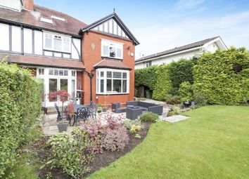 Thumbnail 6 bed semi-detached house for sale in Clement Road, Marple Bridge, Stockport, Cheshire