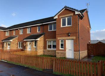 Thumbnail 3 bed terraced house for sale in Gleddoch Gate, Glasgow