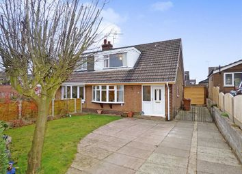 Thumbnail 3 bedroom property for sale in Grays Close, Scholar Green, Stoke-On-Trent