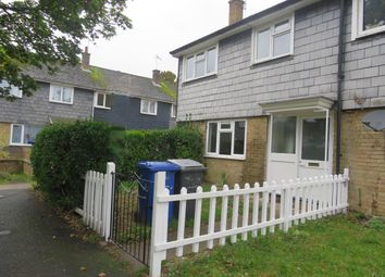 Thumbnail 3 bed end terrace house to rent in Trinity Avenue, Mildenhall, Bury St. Edmunds