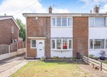 Thumbnail 2 bedroom semi-detached house for sale in Southfield Crescent, Thurnscoe, Rotherham