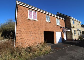 Thumbnail 2 bed end terrace house for sale in Gable Close, Abbey Meads, Swindon