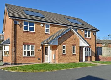 Thumbnail 3 bed semi-detached house to rent in Newbridge On Wye, Llandrindod Wells