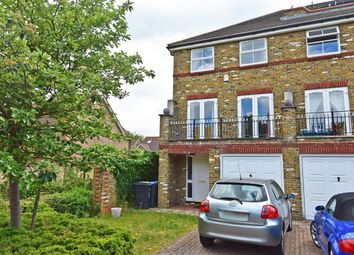 Thumbnail 5 bedroom end terrace house for sale in Chivenor Grove, Royal Park Gate, North Kingston