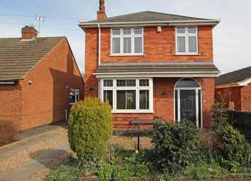 Thumbnail 3 bed detached house for sale in Maple Road, Thurmaston