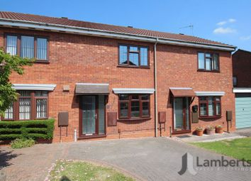 Thumbnail 2 bed terraced house for sale in Middlemore Close, Studley