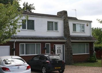 Thumbnail 5 bed detached house for sale in Stow Park Road, Marton, Gainsborough