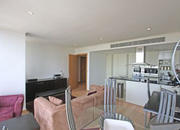 Thumbnail 1 bed flat to rent in One West India Quay, Hertsmere Road
