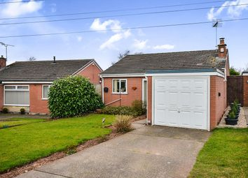 Thumbnail 3 bedroom bungalow for sale in Queensway, Kirkby-In-Ashfield, Nottingham