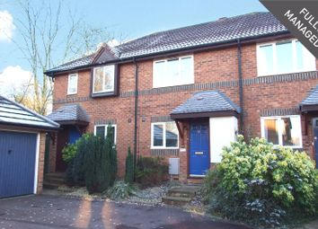 Thumbnail 2 bed terraced house to rent in Cooke Rise, Warfield, Bracknell, Berkshire