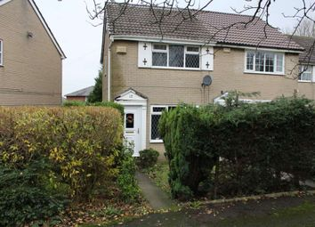 Thumbnail 2 bed semi-detached house for sale in Tame Barn Close, Milnrow, Rochdale