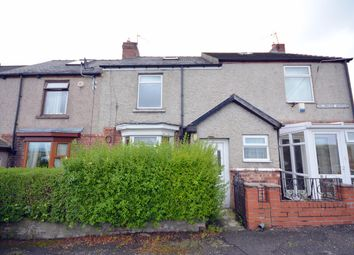 Thumbnail 2 bed terraced house to rent in Deleware Avenue, Evenwood, Bishop Auckland