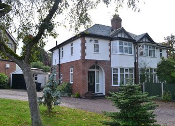 Thumbnail 3 bed semi-detached house for sale in Pilkington Avenue, Westlands, Newcastle