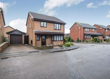 Thumbnail 3 bedroom detached house for sale in Fernheath, Luton