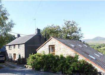 Thumbnail Hotel/guest house for sale in Cae Gwyn Farm, Bronaber, Trawsfynydd, Gwynedd