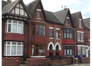Thumbnail 5 bed terraced house for sale in Chequer Road, Doncaster