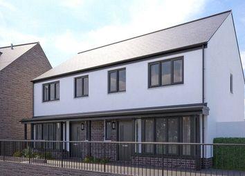 Thumbnail 3 bed semi-detached house for sale in 44 Allington, Brixham Road, Paignton, Devon