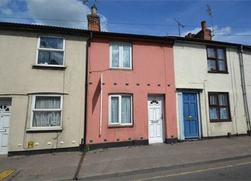 Thumbnail 2 bed terraced house to rent in Brook Street, Colchester, Essex