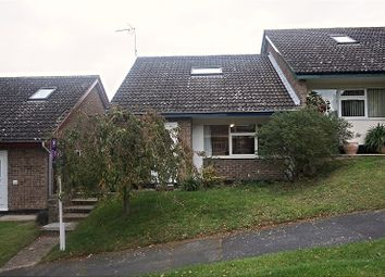 Thumbnail 3 bed semi-detached house for sale in Underhill, Stowmarket