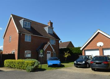 Thumbnail 5 bedroom detached house for sale in The Howards, North Wootton, King's Lynn