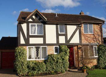 4 bed detached house for sale in Holmer Crescent, Up Hatherley GL51