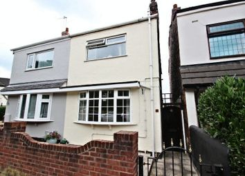 Thumbnail 2 bed semi-detached house for sale in Alexandra Road, May Bank, Newcastle-Under-Lyme