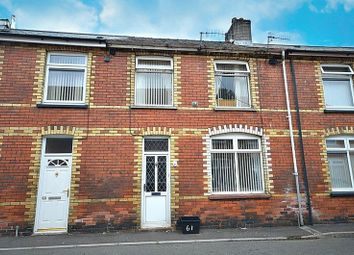 Thumbnail 2 bed terraced house for sale in Machine Meadow, Pontnewynydd, Pontypool