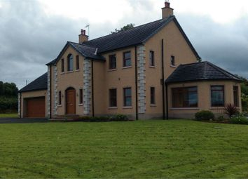 Thumbnail 4 bed detached house for sale in Ballyagan Road, Garvagh, Coleraine, County Londonderry
