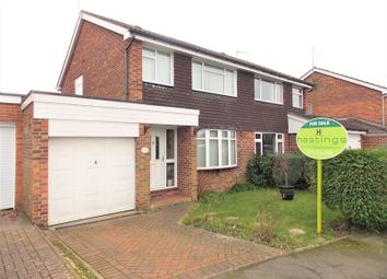 Thumbnail 3 bedroom semi-detached house for sale in Walnut Way, Tilehurst, Reading