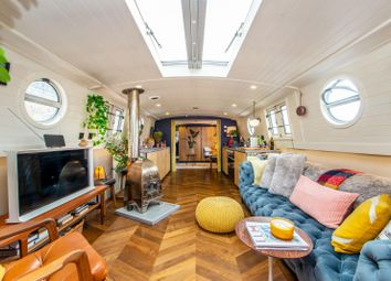 Thumbnail 1 bed houseboat for sale in St Katharine's Way, Wapping